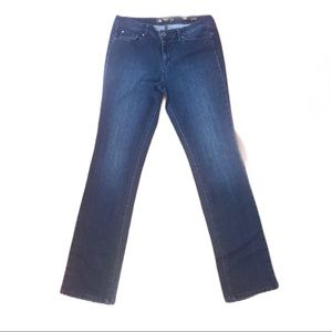 Kardashian Kollection Kim Curvy Straight 12 jeans
